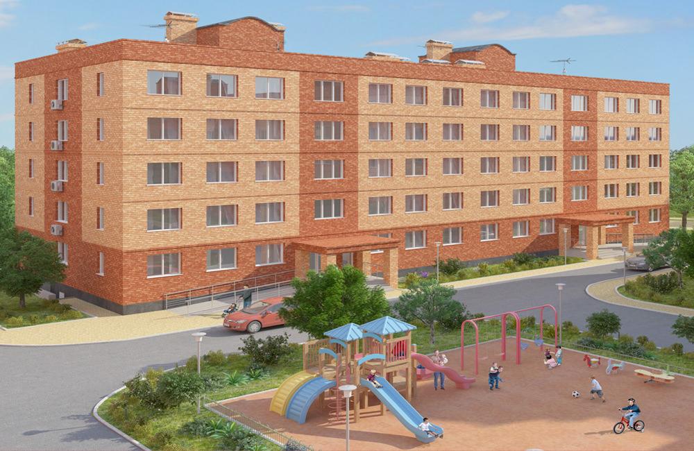 Трехкомнатная квартира в ЖК «Восточная Европа»