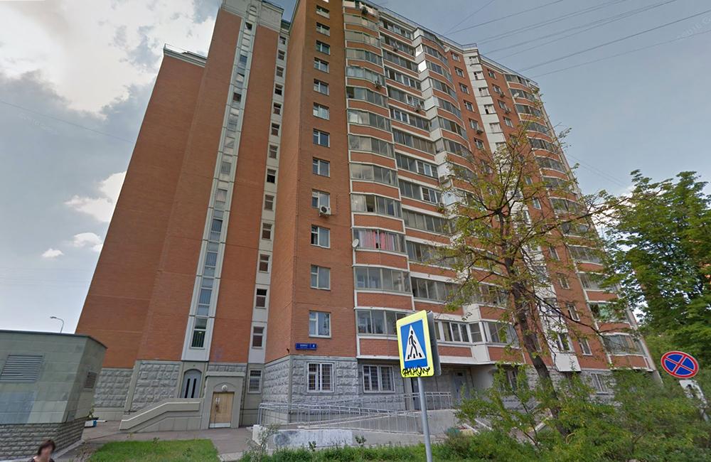 Квартира, Ковров переулок 4 к. 1