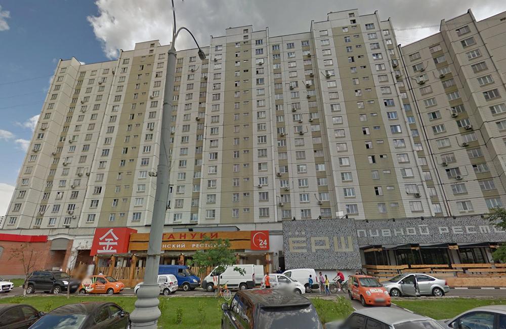 Квартира, ул. Перерва 62