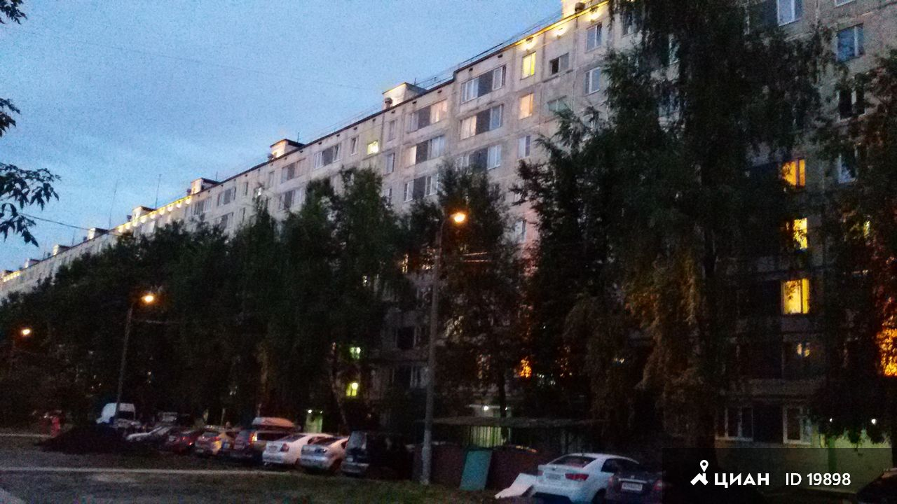 Квартира, район Орехово-Борисово Южное, Ореховый бул., 14К1